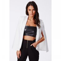Woman Cape Blazer