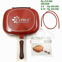 Happy Call CYPRUS Double Pan 32cm (00273.00012)