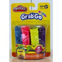 [poledit] Play-Doh Play Doh Classic Grab `N Go Brights- 6 Fun Colors (T1)/11994383