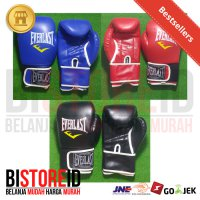 Boxing gloves / Sarung Tinju Everlast limited edition import 10 12 oz