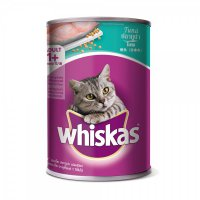 Whiskas Tuna Can 400gr