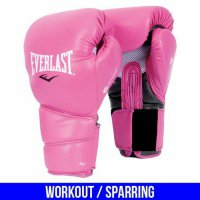 Sarung Tinju - Muaythai Boxing Gloves EVERLAST Protex2
