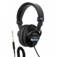 Sony MDR7506 Professional Headphones - Black