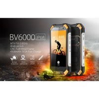 BLACKVIEW BV6000 32GB RAM 3GB IP68 Waterproof Outdoor Phone BNIB Original Garansi