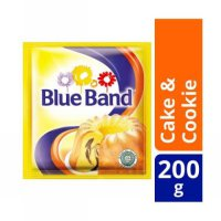 BLUE BAND CAKE & COOKIE MARGARIN 200G