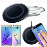 Qi Wireless Charger Charging Pad for Samsung Galaxy Note 5/S6 Edge Plus
