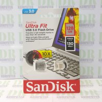 Sandisk FlashDisk USB 3.0 Ultra Fit 128GB ( SDCZ43-128GB )