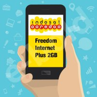 Indosat Freedom Internet Plus 2GB