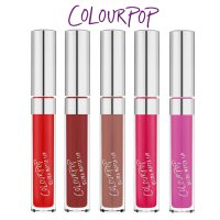 Colourpop Ultra Matte Lip Liquid Lipsticks (43 Option Colours)