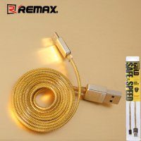 Kabel Remax GOLD - Cable Data & Charging Special Edition