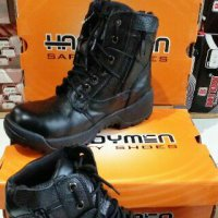 Handymen PDL Safety Shoes (Ujung Baja)