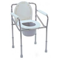 Kursi Serenity Commode Chair Tanpa Roda - FS894