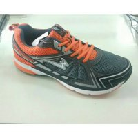 Eagle X-Cell Orange/Grey Running Fitness Sport Shoes