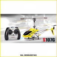 RC Helicopter Syma S107G 3.5CH Mini Helicopter Ready To Fly