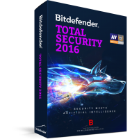 [ Bitdefender ] Bitdefender Total Security 2016 ( 5 PC / 1 Year )