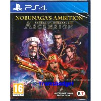 [Sony PS4] Nobunaga's Ambition: Sphere of Influence - Ascension
