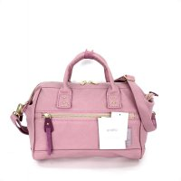 Tas Import Anello Boston 2Way Leather PU Small - Lavender