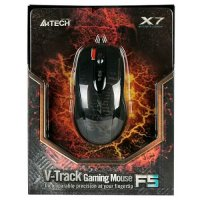 [Star Product] Mouse Gaming A4Tech X7 F5 Macro