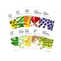 THE FACE SHOP Real Nature Mask New Design x 30 EA