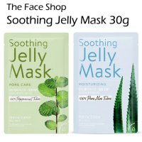 THE FACE SHOP Soothing jelly mask sheet