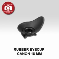 RUBBER EYECUP CANON 18 MM
