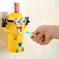 Dispenser Odol Minions - Yellow