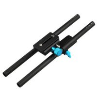 [worldbuyer] FOTGA DP3000 M3 Quick Release 15mm rod rail support for follow focus /matte b/178608