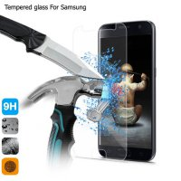 [globalbuy] 2.5D 9H Tempered Glass screen protect for Samsung Galaxy on5 on7 A3 A5 A7 A8 A/3599461
