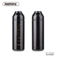 Remax Thermos Bottle Stainless Steel 410ml - RT-CUP18 - Black