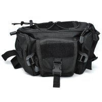 Tas Pinggang Travel Adventure - Black