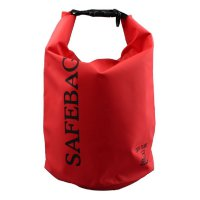Safebag Outdoor Drifting Waterproof Bucket Dry Bag 5 Liter - Red