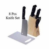 Kitchen Knife Set Oksuka 8 In 1 Termurah09
