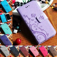 [globalbuy] For Apple iPhone 4 4S 5 5S SE 5SE 6 6S Plus iPod Touch 5 6 Flip Stand Leather /3596593