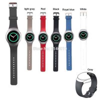 [globalbuy] Sports Replacement Silicone Watch Band Strap For Samsung Galaxy Gear S2 R720 T/3319990