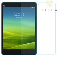 Zilla 2.5D Tempered Glass Curved Edge 9H 0.4mm for Xiaomi MiPad - Transparent