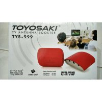 TOYOSAKI TYS-999 booster boster antena penguat signal tv