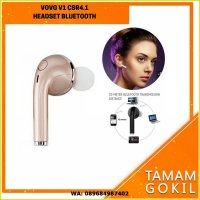 Earphone Bluetooth VOVG V1 Wireless Stealth Earbuds
