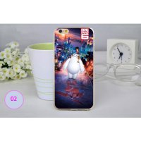 Big Hero Silicon + TPU Case for iPhone 6 Plus - TPU23