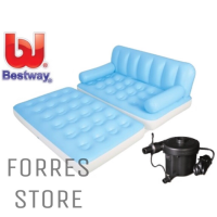 Sofa Bed Bestway Double Sofa Bed Electric Pump