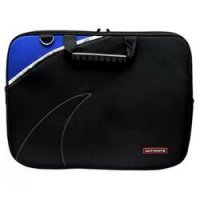 Ultimate Laptop Bag Double SX + HD Pocket 12' - Hitam