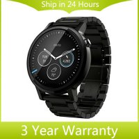 [globalbuy] 20mm Watch Band for Motorola Moto 360 2 42mm Samsung Gear S2 Classic (SM-R732)/3318827