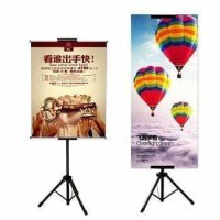 Tripod Poster / Stand Poster / Stand Frame