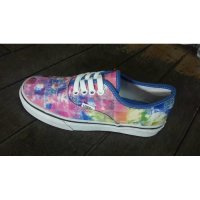 sepatu vans authentic women multicolour ifc bnib premium