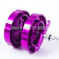 [globalbuy] 1/10 RC Drift Racing Car Wheel Rim Tire Tyre Easy Installer Tool Purple Vehicl/2735751