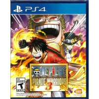 [Sony PS4] One Piece: Pirate Warriors 3 (R1)