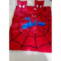 Karpet / Rasfur / Set / Karakter / Spiderman