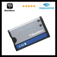 Baterai Battery Blackberry CS-2 Gemini 8520 / 9300 3g Original 100%