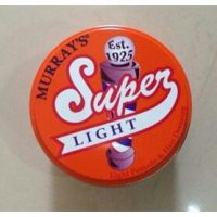 Pomade Murray's Murrays Super Light Perawatan Gaya Styling Rambut Best Seller