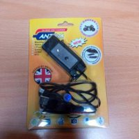 Charger HP Smartphone Anzena Aki Motor Anti Air Waterproof + Kabel USB