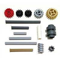 [macyskorea] LEGO Technic Gear shifter ring kit (axles and gears) 15 pieces/16568431